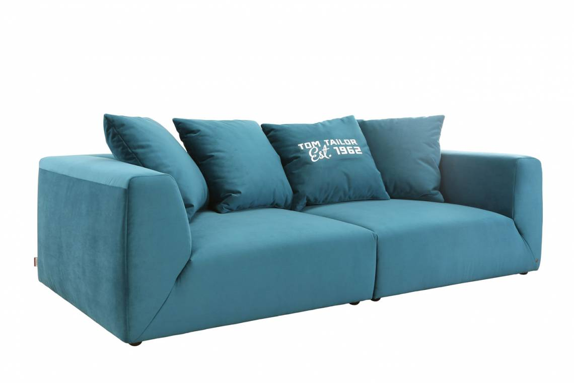 Tom Tailor Home Big Cube Round Sofa Trendxpress