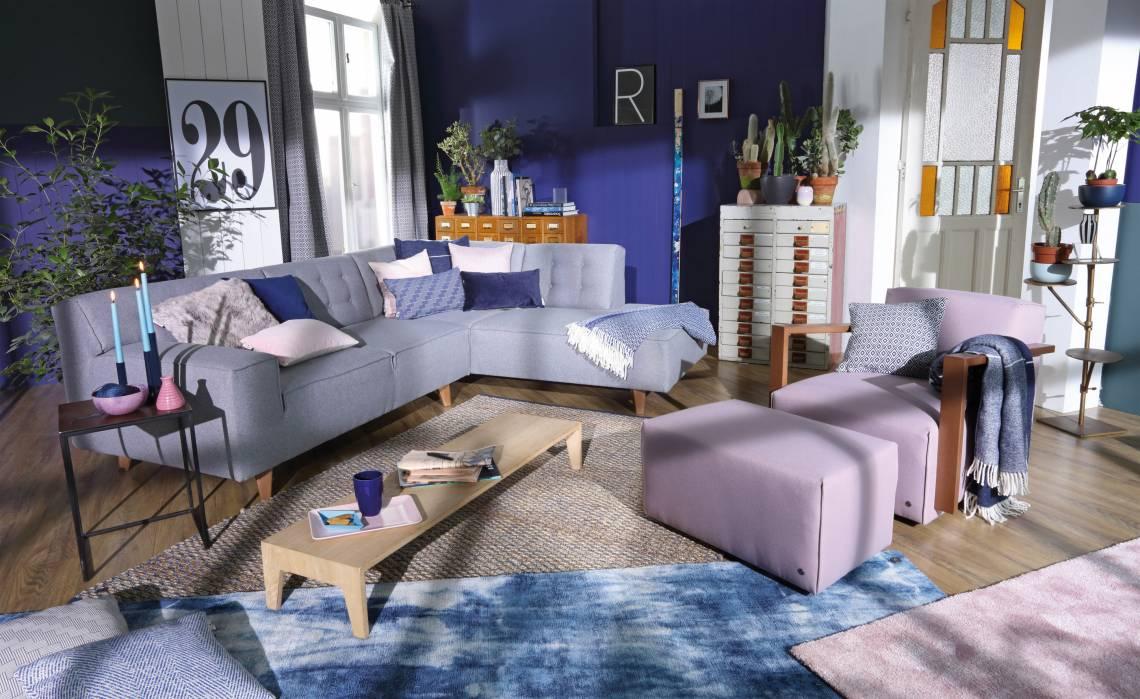 Turnschuhe genießen Sie besten Preis akribische Färbeprozesse Tom Tailor Nordic Chic Wohnlandschaft   TrendXPRESS