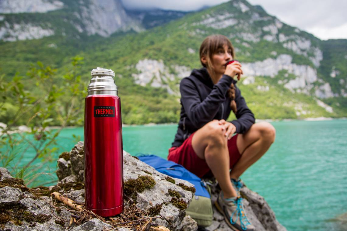alfi Thermos_Light&Compact_Cranberry