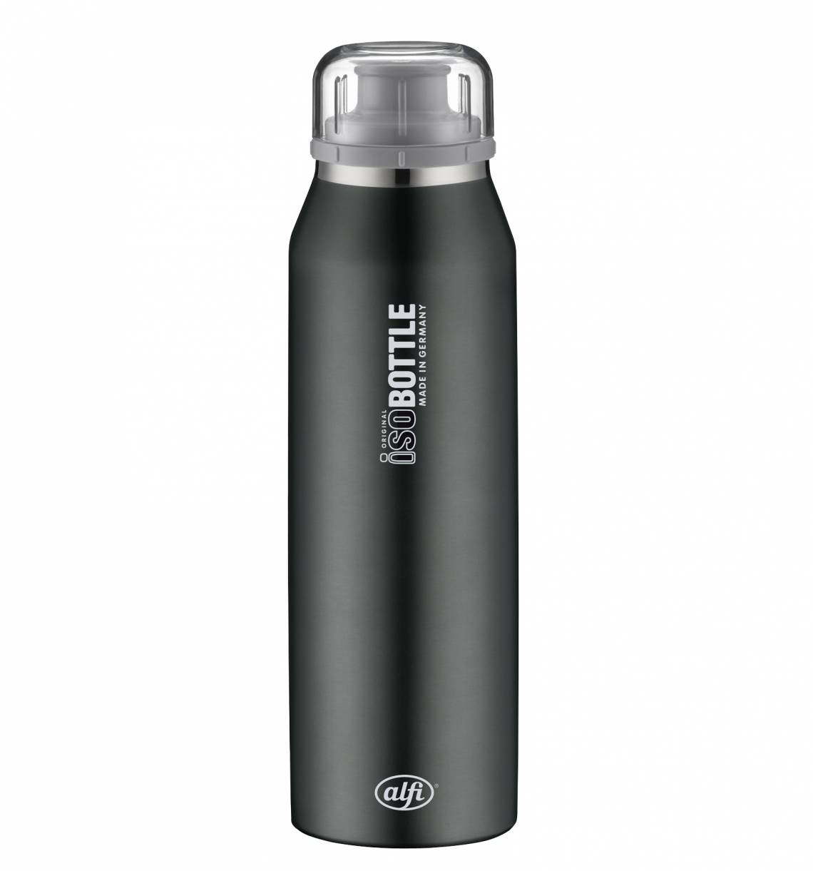 alfi iso Bottle Cool Grey Trinkflasche