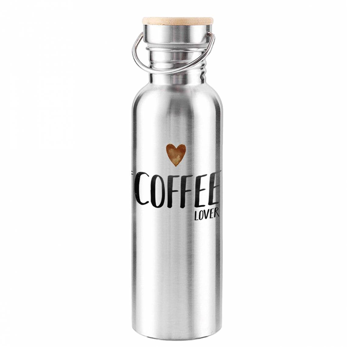ppd Stainless Steel Bottles - Coffee Lover - 603882
