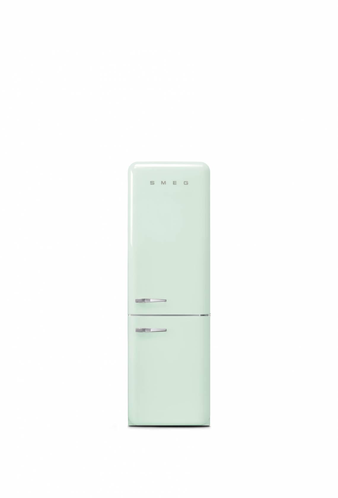 Smeg: Retro-Kühlschrank mit Gefrierteil FAB 32, pastellblau