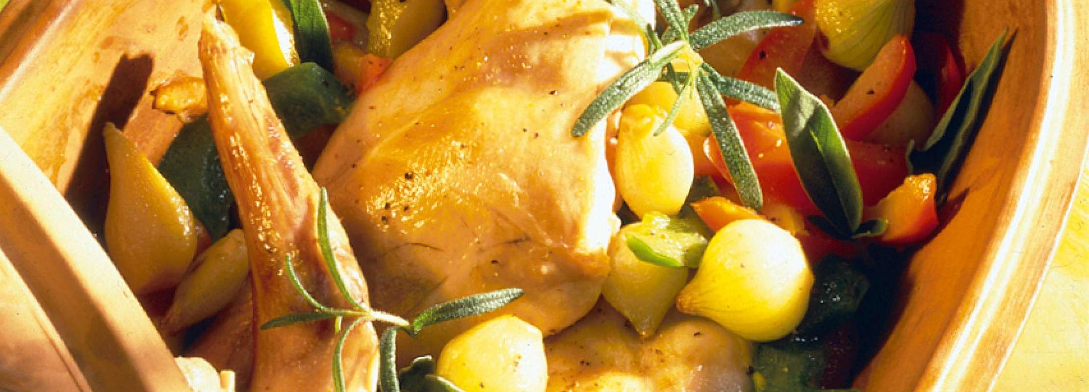 kaninchen mediterrane kuche