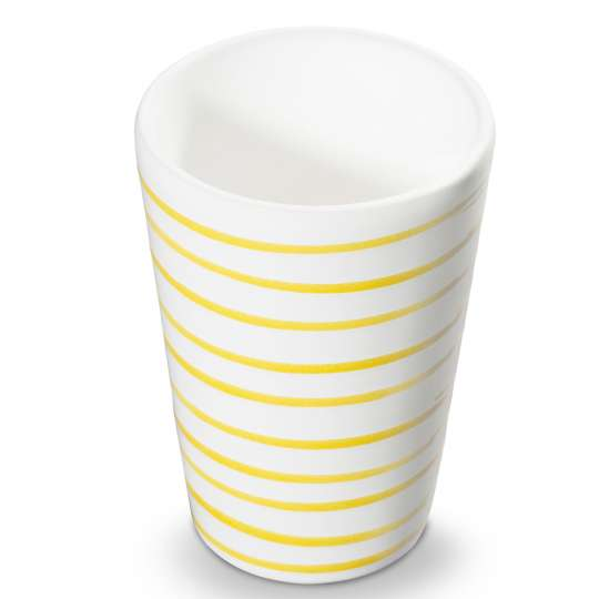 Gmundner Keramik: 'Sommer, Sonne, Sonnenschein', Trinkbecher 0101BSTR08