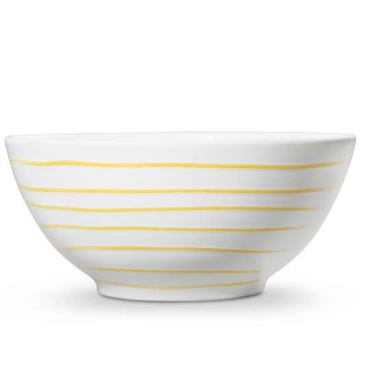 Gmundner Keramik: 'Sommer, Sonne, Sonnenschein', Schuessel 0101SUSE23