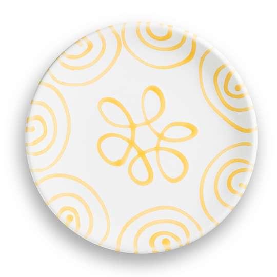Gmundner Keramik: 'Sommer, Sonne, Sonnenschein', Dessertteller Cup, 0101TDCU20