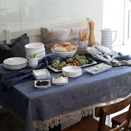 Ahoi aus dem Salzkammergut - Die Farben des Meeres / Mood Tisch quer