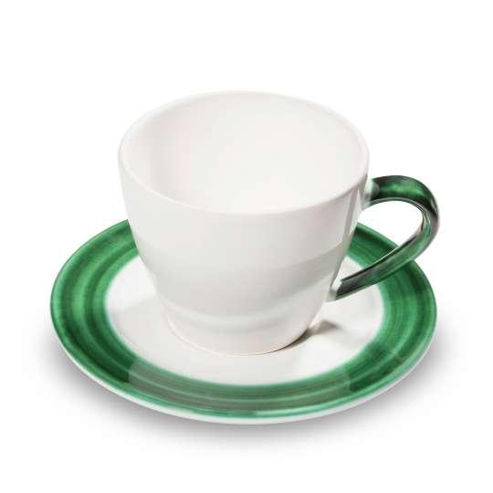 Kaffeetasse mit Unterteller Gourmet TTGO01SET
