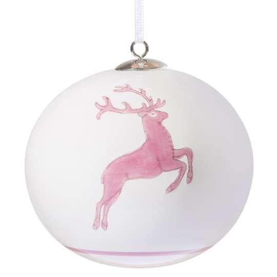 Gmundner Keramik - Sweet Traditions: Weihnachtskugel 0316WNKU09
