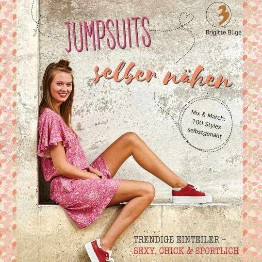 Buchcover Jumpsuits selber nähen
