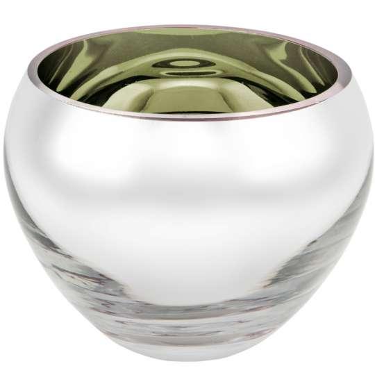 COLORE Teelichthalter (grün) von Fink Living