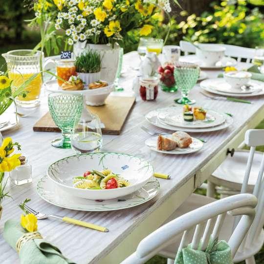 Villeroy und Boch -colourful spring; gedeckter Frühlingstisch