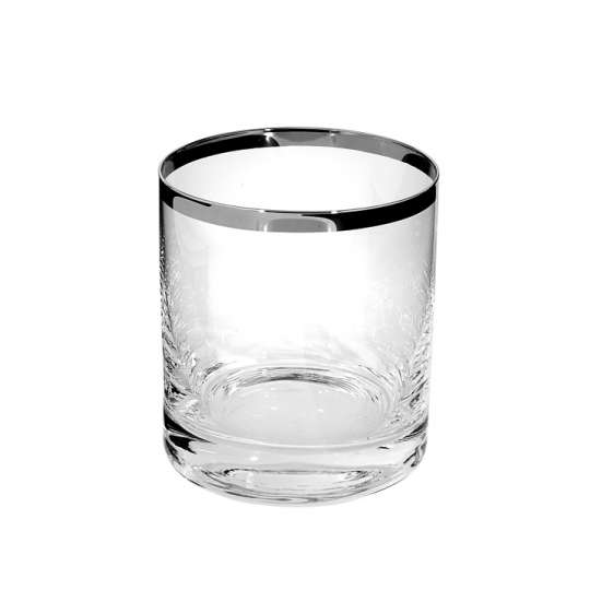Fink Living PLATINUM Whiskyglas