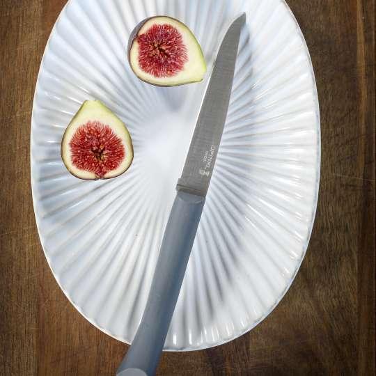 Opinel Bon Appetit+ Tafelmesser anthrazit Milieu 3