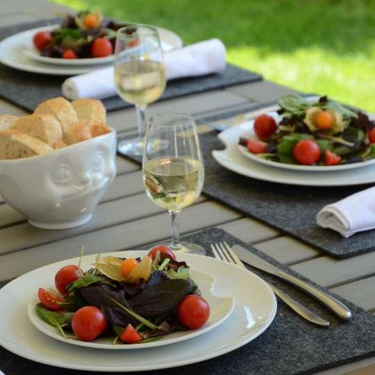 58 Products Kuchen und Speiseteller mit Biss / 500ml Schale lecker