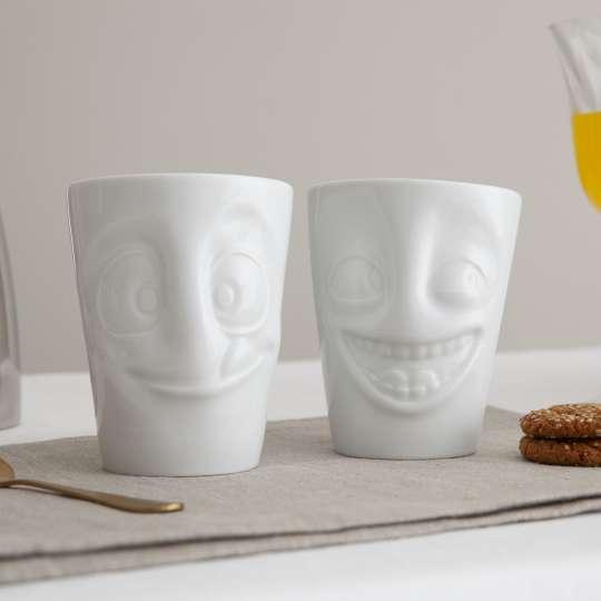58Products Mugs-Set witzig und lecker