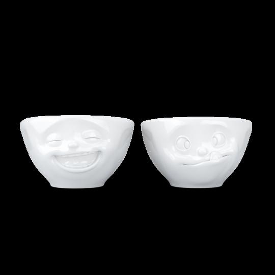 58Products Schalen-Set lachend und lecker