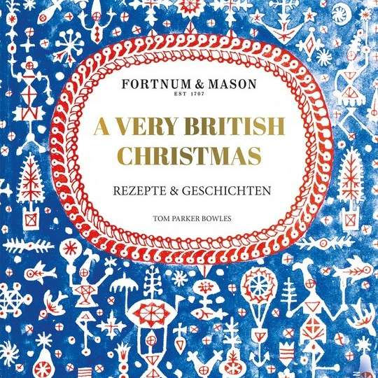 Buchcover A Very British Christmas