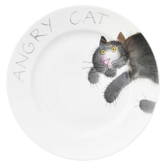 ALLA-S Angry Cat Teller