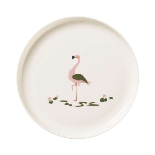 ASA Selection- 38953314_kindergeschirr-fiona-flamingo-teller-tabletop