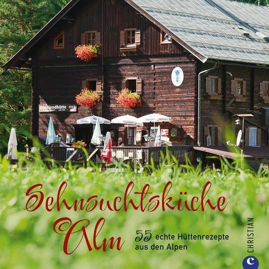Cover Sehnsuchtsküche Alm