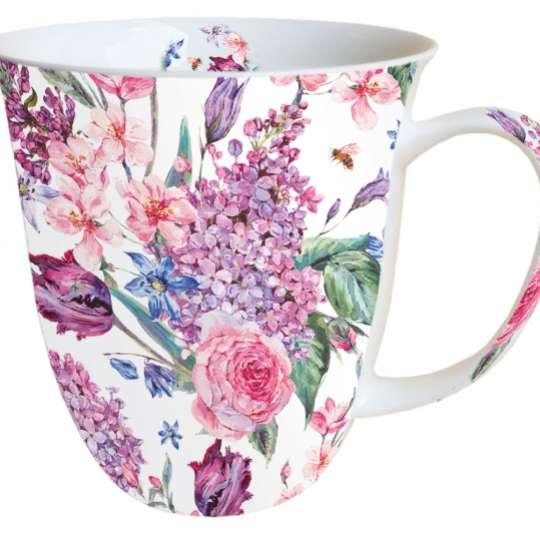 Ambiente Europe Flower Composition Henkelbecher