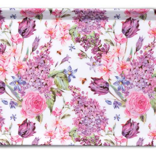 Ambiente Europe Flower Composition Tablett
