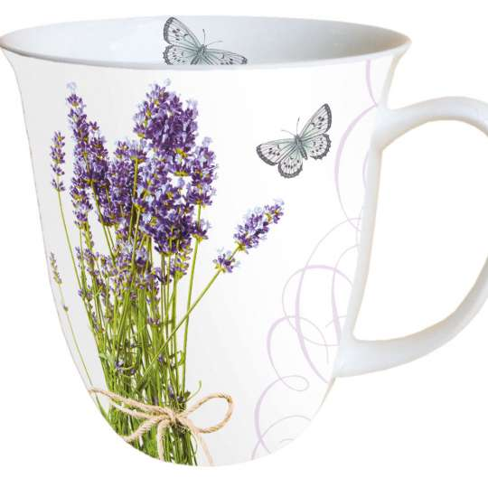 Ambiente Europe Bunch of Lavender Becher - 18411695