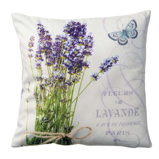 Ambiente Europe Bunch of Lavender Samtkissen - 19611695