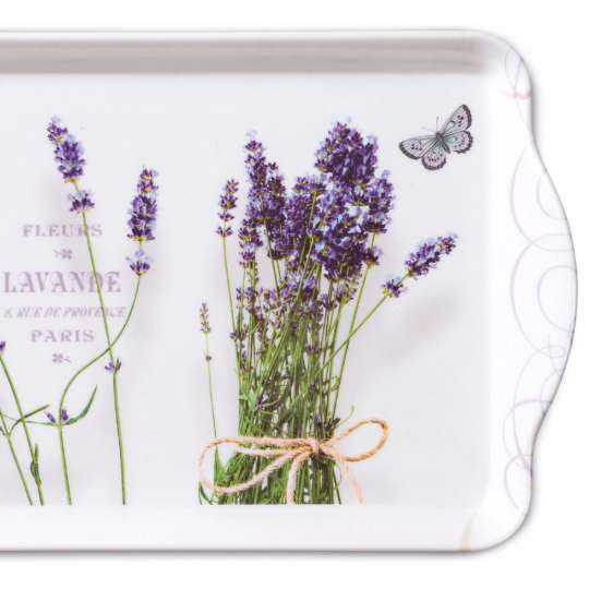 Ambiente Europe Bunch of Lavender Tablett - 13511695