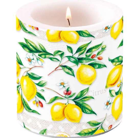Ambiente Europe Citrus Kerze klein - 19211520