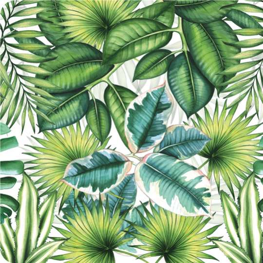 Ambiente Tropical Leaves Placemat / Tischset