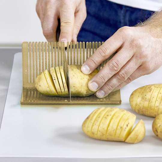 Betty Bossi : Hasselback Potato Tool / Mood Zubereitung
