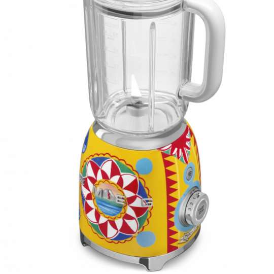 "Smeg / Standmixer im Dolce & Gabbana Design ""Sicily is my Love"""