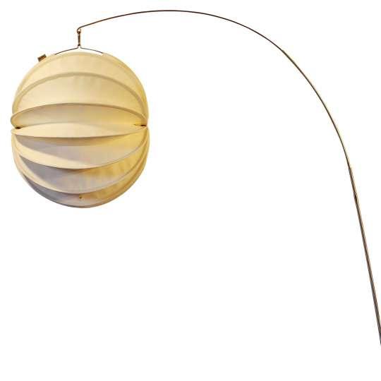 Barlooon: der wetterfeste Lampion in Groesse M mit Erdspiess