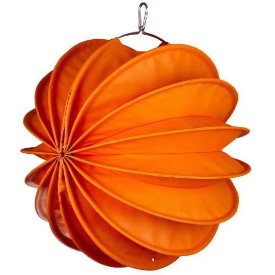 Barlooon: der wetterfeste Lampion in Groesse M, orange