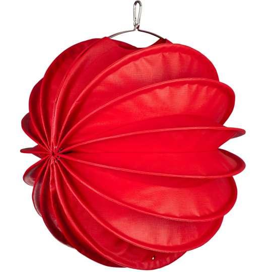 Barlooon: der wetterfeste Lampion in Groesse M, rot