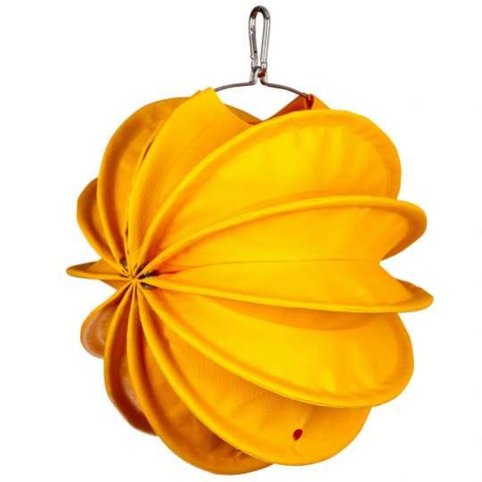 Barlooon: der wetterfeste Lampion in Groesse S, gelb