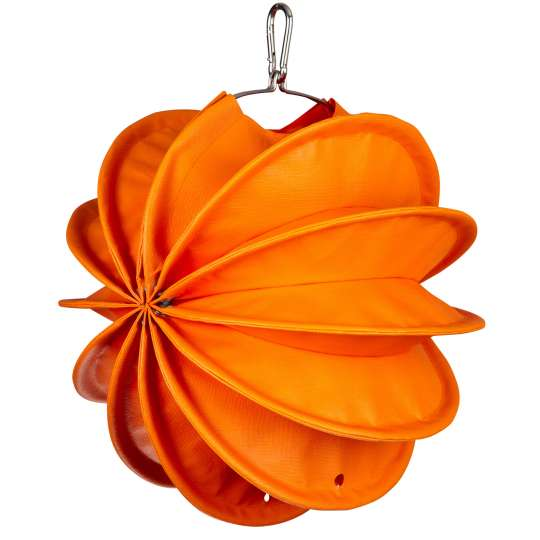 Barlooon: der wetterfeste Lampion in Groesse S, orange