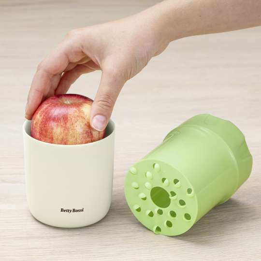 Betty Bossi - Apple Grater - How-To - füllen
