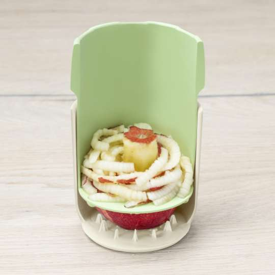 Betty Bossi - Apple Grater - How-To - Ergebnis innen