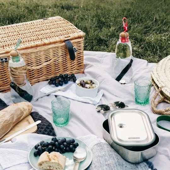 Black und Blum Edelstahl Lunchbox