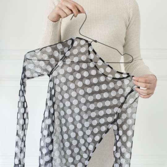 Brabantia Kleiderbügel aus Aluminium Mood