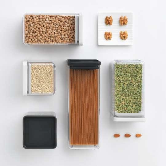 Brabantia Tasty Plus Kollektion Viereck-Kanister