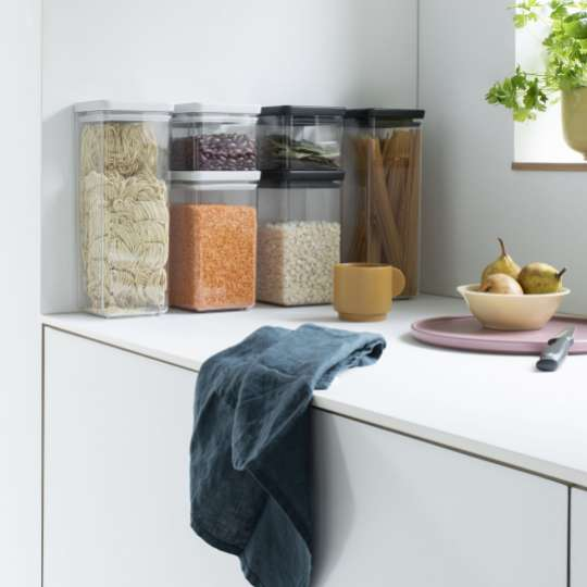 Brabantia Tasty Plus Kollektion Viereck-Kanister Mood