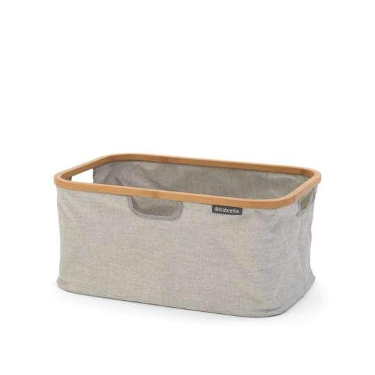 Brabantia faltbarer Wäschekorb 40L - Grey - 8710755118180