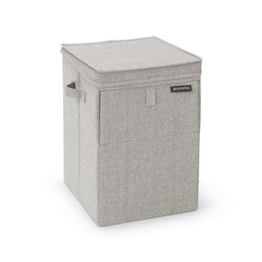 Brabantia Wäschebox stapelbar 35L Grey 8710755120428