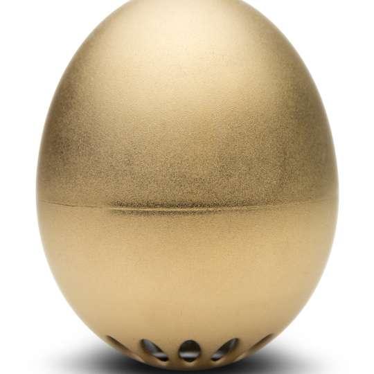 Das Goldene PiepEi® Goldenes Ei