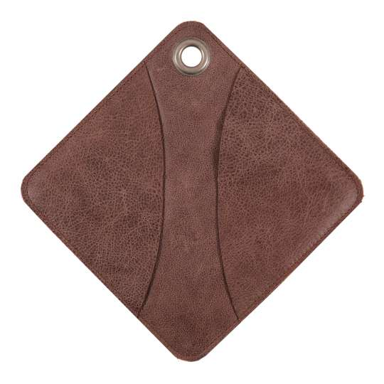 Brickwalls&Barricades_The_Savage_Potholder_Brown_Leder Topflappen_8719689492526