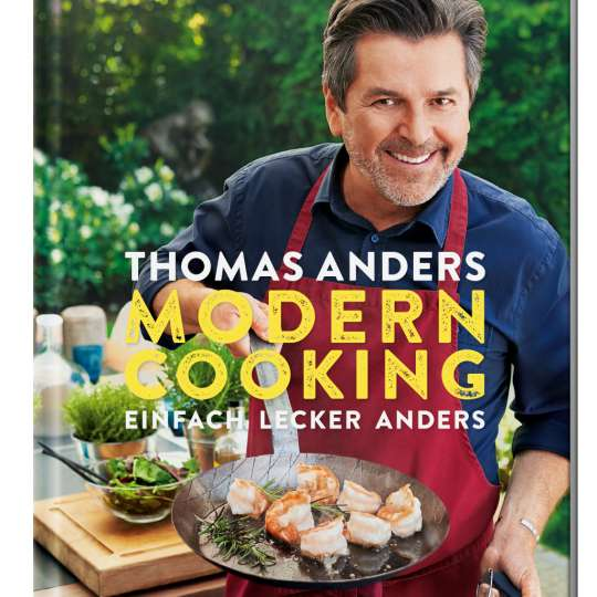 MODERN COOKING by Thomas Anders